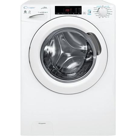 Candy GCSW496T, 9kg Washer 6kg Dryer in White, 1400rpm