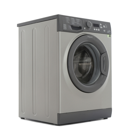 Hotpoint WMBF944G, Freestanding 9kg Washing Machine with 1400 Spin  in Graphite A+++