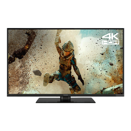 Panasonic TX49FX550B, 49 inch Smart UHD 4K HDR LED TV with Freeview Play