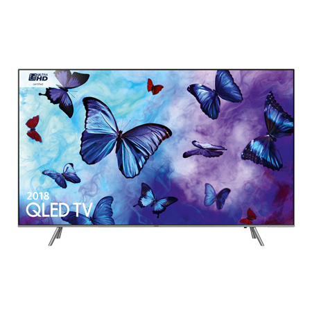 SAMSUNG QE65Q6FNA, 65 inch Series 6 Smart QLED Certified Ultra HD 4K TV with Built-in Wifi