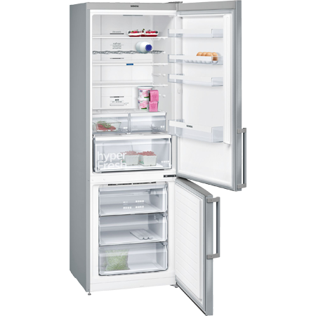 SIEMENS KG49NXI30, 60/40 Frost Free Fridge Freezer - Stainless Steel Effect - A++ Rated.